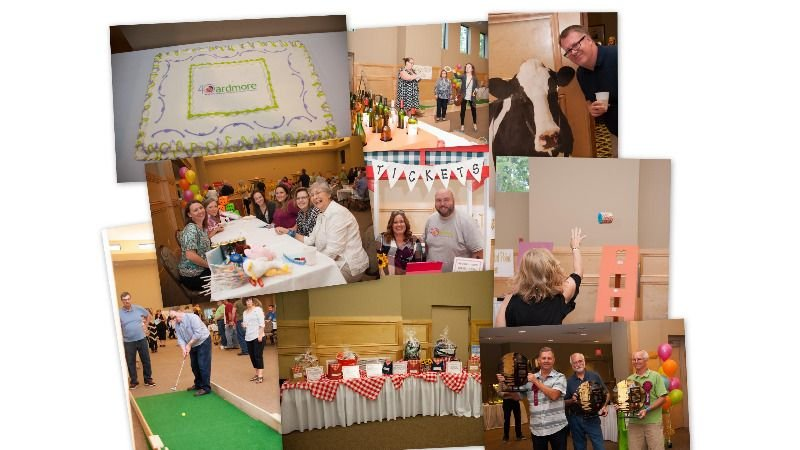 Thank you to our sponsors, volunteers and attendees at Ardmore's 40th Celebration!