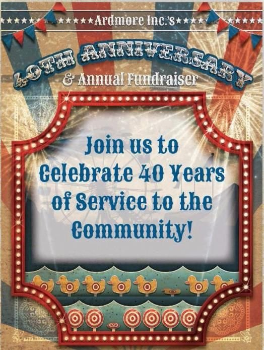 Our 40th Anniversary Is Fast Approaching